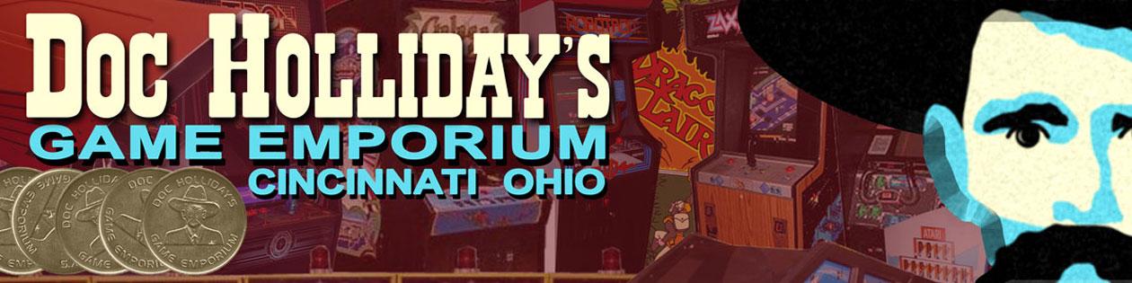 Doc Hollidays Arcade - Doc games